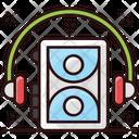 Listening Music Music Headphones Headset Icon