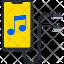 Listening Music Headphones Headphone Icon