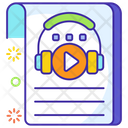 Listening Test Test Paper Test File Icon