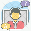Listening Test Listening Recognition Hearing Test Icon