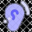 Listing Ear Ear Device Icon