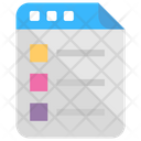 Listing Template Icon