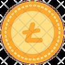 Lite Coin Icon