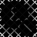 Litecoin Cancel Transaction Icon