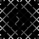Litecoin Network Diagram Icon
