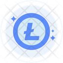 Litecoin Altcoin Cash Icon