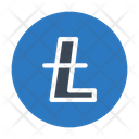 Litecoin Crypto Currency Icon