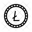 Litecoin Cryptocurrency Crypto Icon