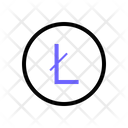 Litecoin Currency Cryptocurrency Icon