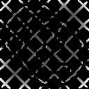 Litecoin Crypto Cryptocurrency Icon