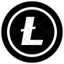 Litecoin Cash Currency Icon