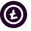 Litecoin Coin Money Icon