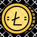 Litecoin Coin Icon