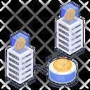 Litecoins Litecoin Network Litecoin Technology Icon