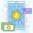 Litecoin Technology Icon