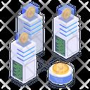 Litecoin Tech Litecoin Network Litecoin Technology Icon