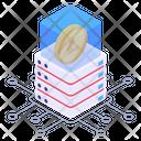 Litecoin Technology Crypto Network Litecoin Network Icon