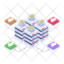 Litecoin Network Ltc Network Litecoin Technology Icon