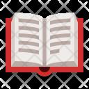 Literature Book Icon