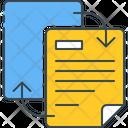 Literature Exchange Notes Exchange Exchange Icon