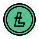 Lithium Crypto Currency Icon