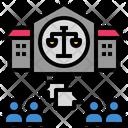 Litigation Icon