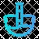 Litmus Laboratory Experiment Icon