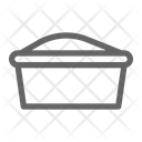 Litter Box Pet Icon