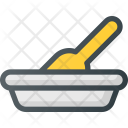 Litter Box Animal Icon