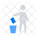 Litter Garbage Dump Icon