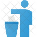 Litter person Icon