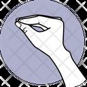 Little Bit Action Hand Fingers Action Icon