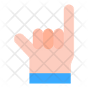 Little Finger Icon