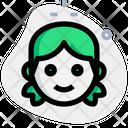 Little Girl Icon