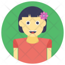 Little Girl Icon
