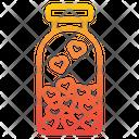 Little Hearts Bottle Icon