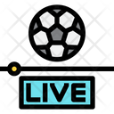 Live Live Game Game Running Icon