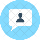 Live Chat Support Icon