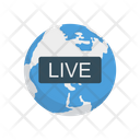 Live Earth World Icon