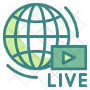 Live World Internet Icon