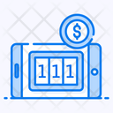 Live Casino Mobile Game Mobile Lottery Icon