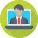 Live Chat Video Icon