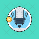 Live Event Broadcasting Icon