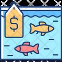 Live Fish Trade Icon