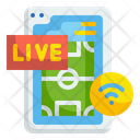 Live Football Match Live Streaming Live Match Icon