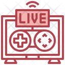 Live Game Live Gaming Gaming Icon