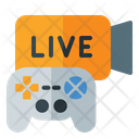Live Match Live Stream Computer Game Icon