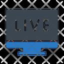 Live Match Sport Icon