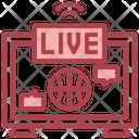 Live Match Match Live Icon