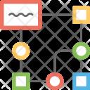 Live Network Broadcast Icon